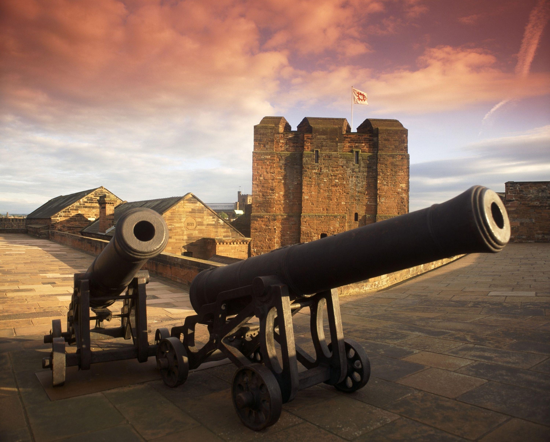 Carlisle Castle, English Heritage