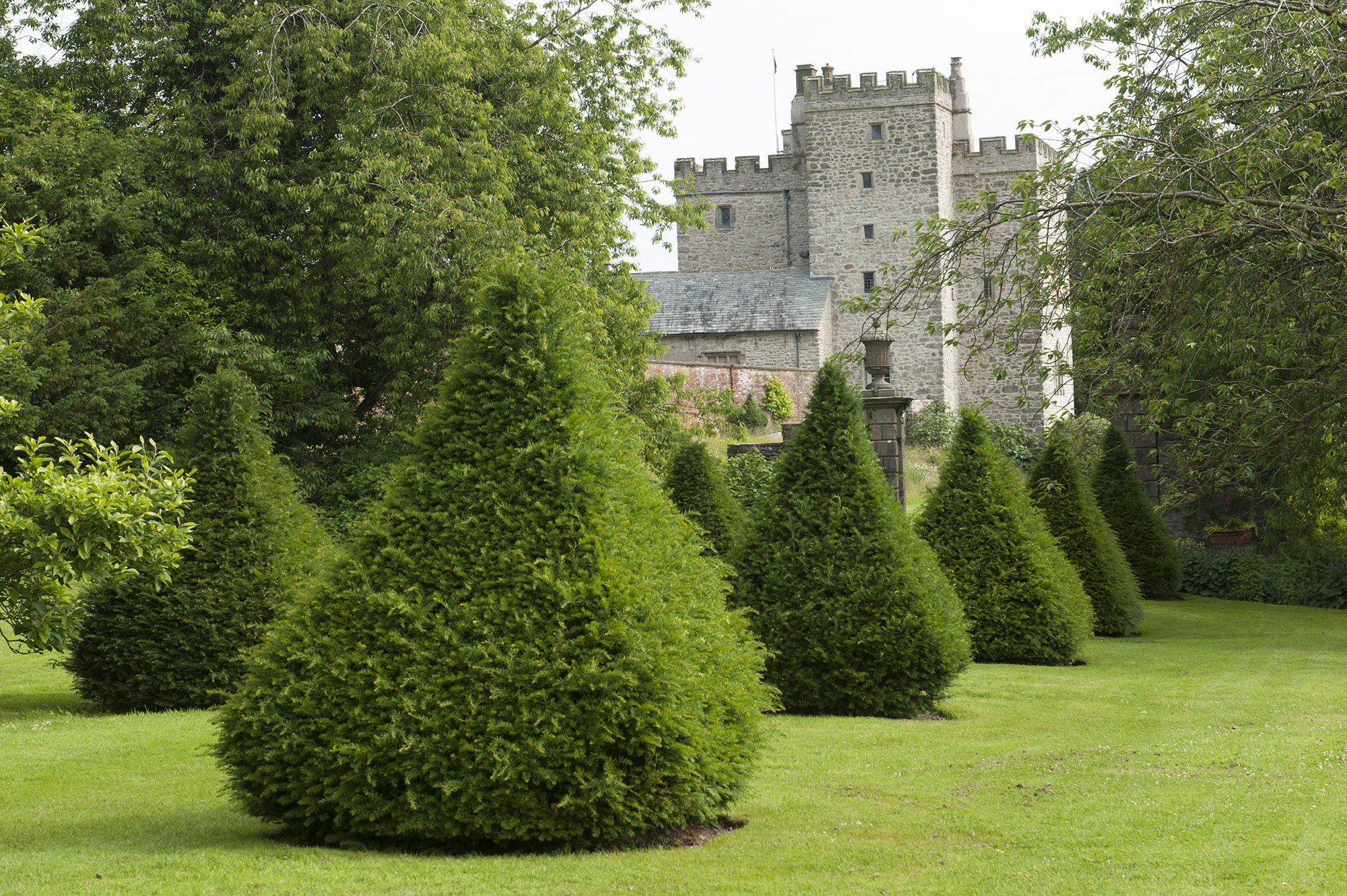 Sizergh Castle (National Trust)