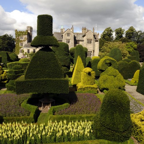 Levens Hall Cumbria