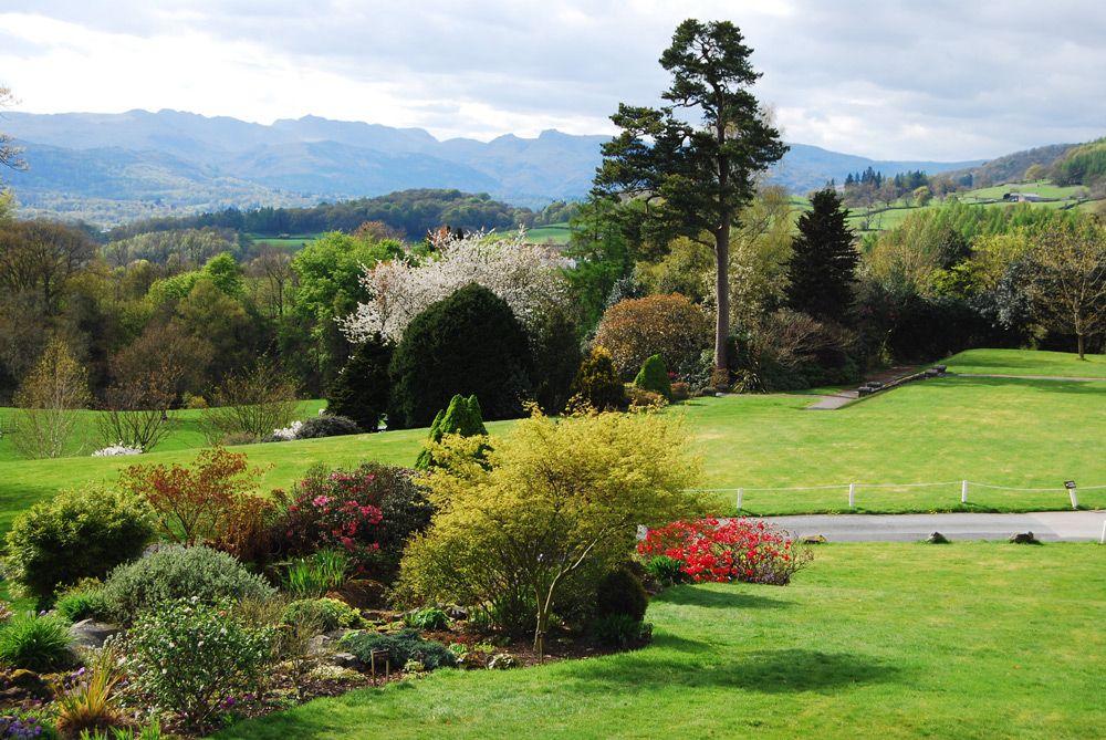 Holehird Gardens
