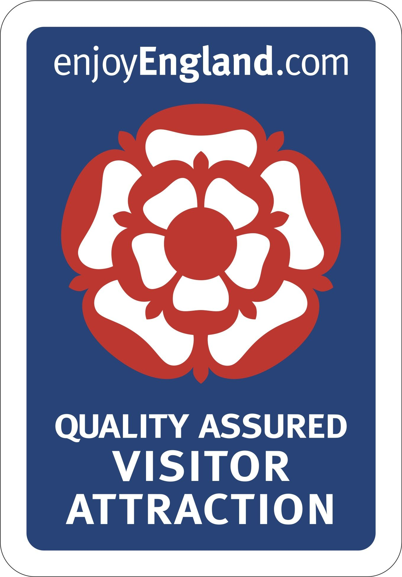 Quality assured visitor attraction - enjoyengland.com