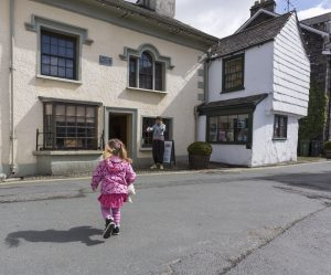 Beatrix Potter Gallery, Cumbria