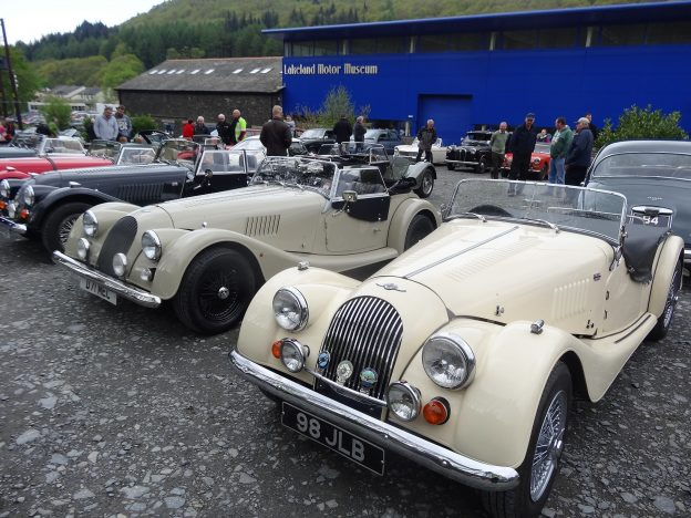 See Classic Cars This Boxing Day At Lakeland Motor Museum
