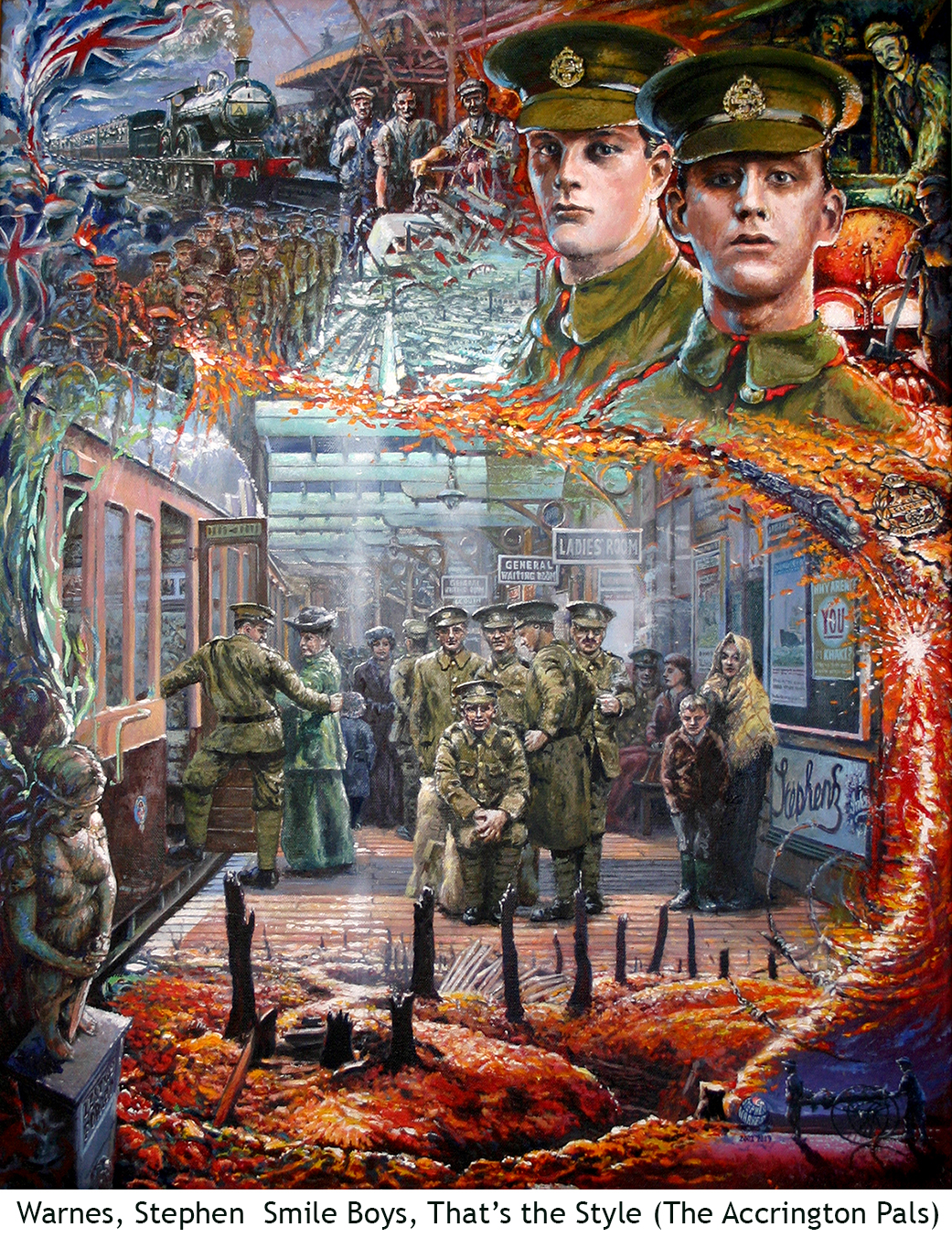 Cumbria's Museum of Military Life's first open art exhibition – Remembrance 100