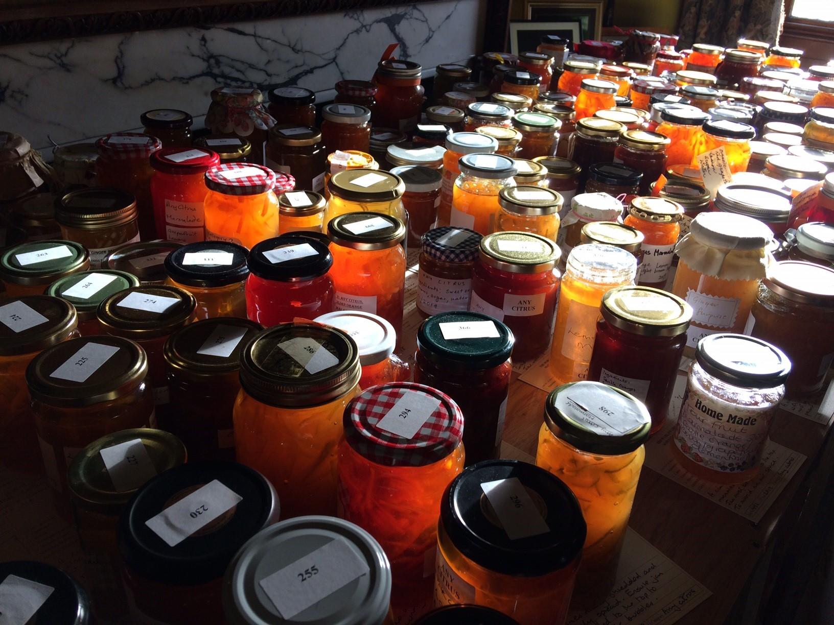 Marmalade awards show global ap-peel of this most British preserve