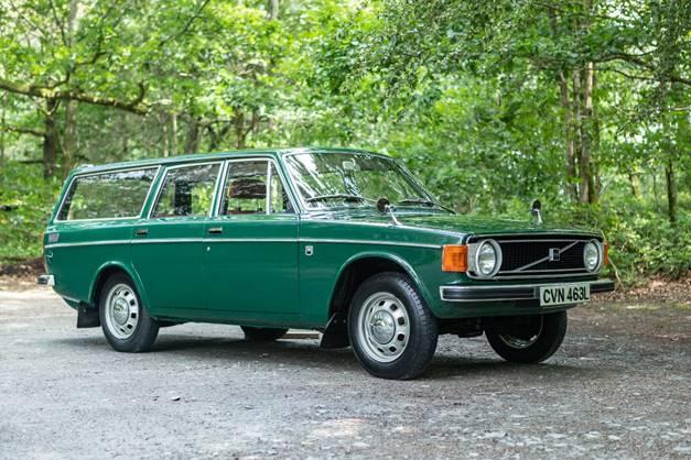Lady's legacy: Volvo 145 impresses at Lakeland Motor Museum