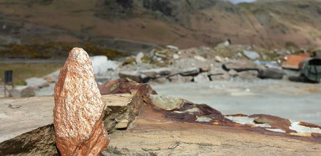 A new art trail through Coniston's Coppermines Valley celebrates the area's natural heritage.