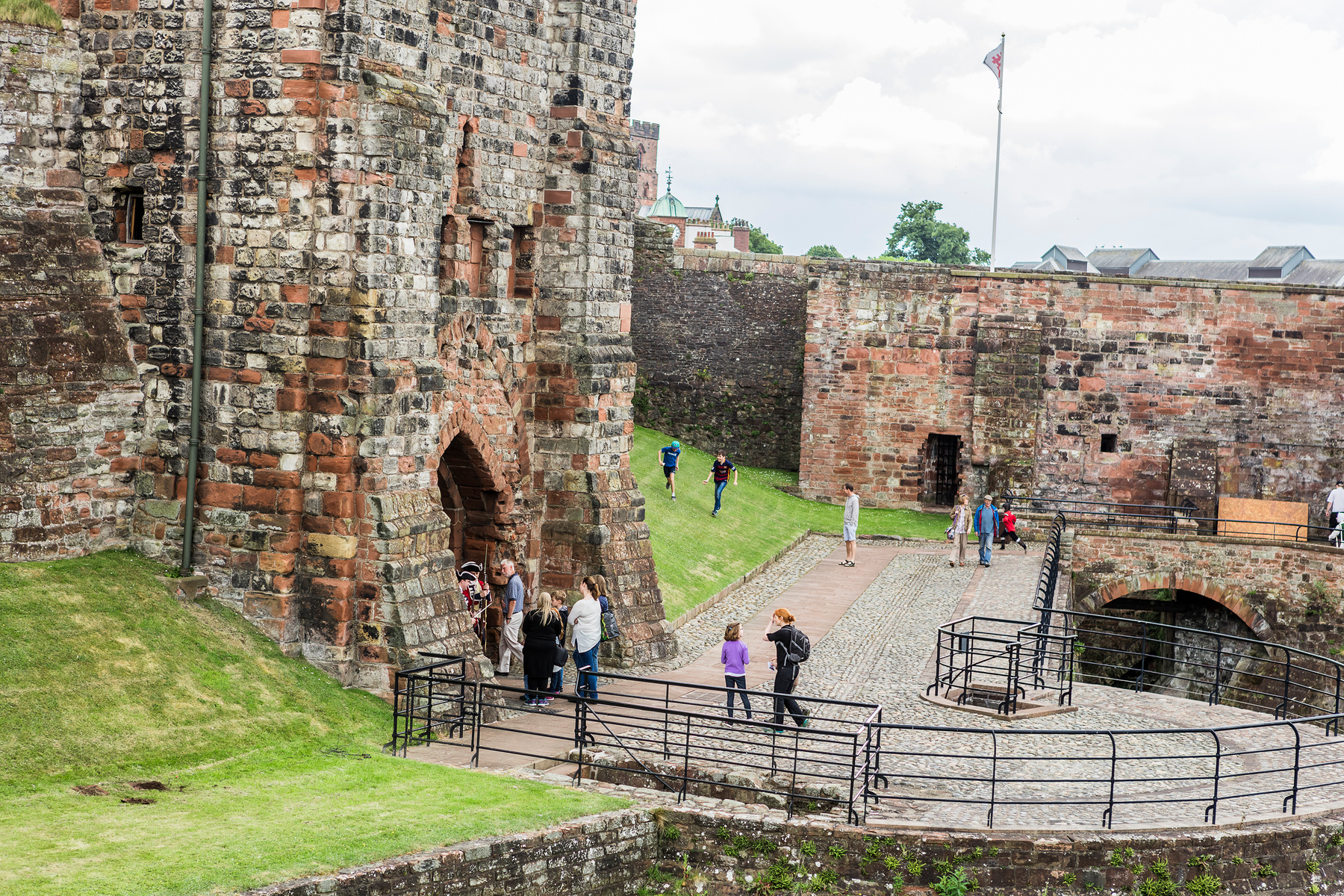 Carlisle Attractions Working in New Partnership!