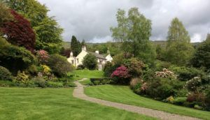 Rydal Mount, home to Wordsworth