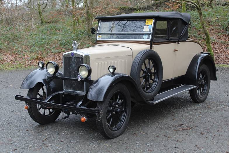 Lakeland Motor Museum to unveil NHS hero's beloved car during BBC lockdown event