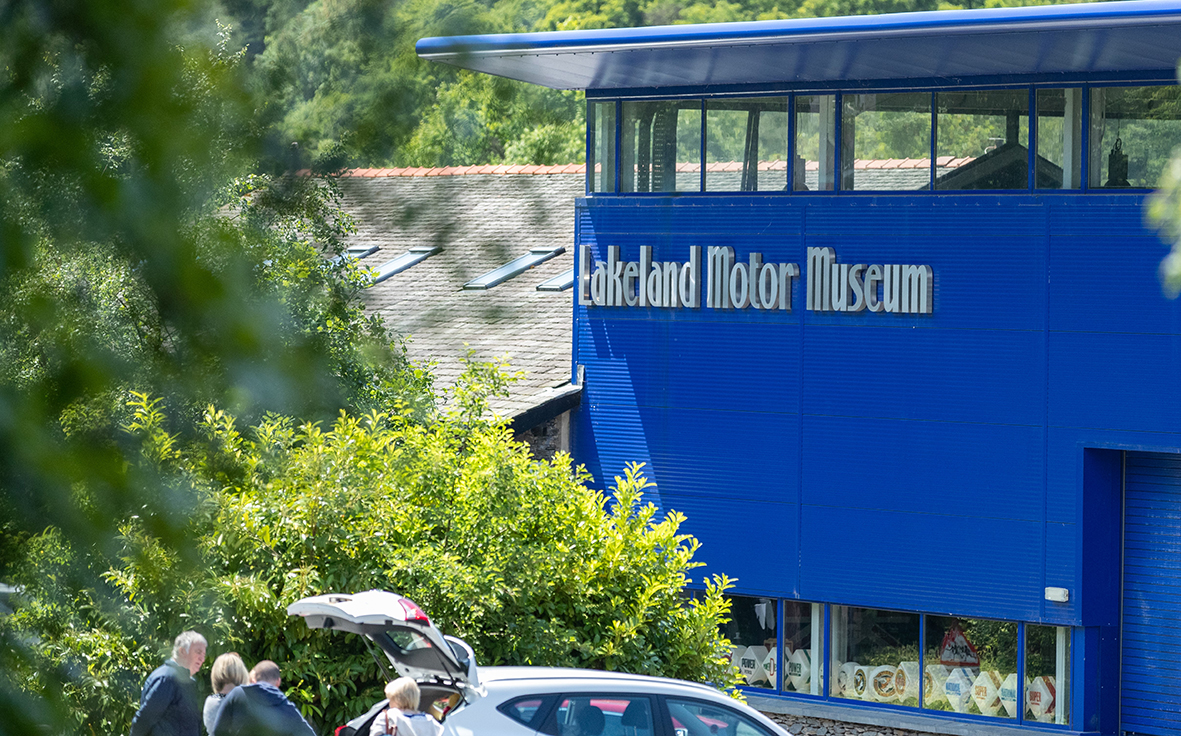 Lakeland Motor Museum to re-open this weekend